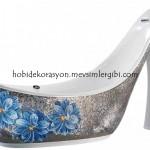 banyo küvet lavabo model modelleri dekorasyonları dekorasyonu dekoru stilleri çeşitleri resimleri