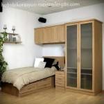 minimal yatak odası modelleri
