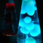 Blue Lava Lamp mavi lava lambader
