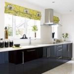 siyah mutfak modelleri 2011