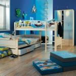 erkek çocuk odası dekorasyonları
