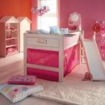 kız çocuğu odası dekorasyonu