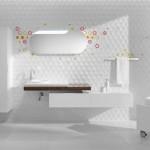 kale dot serisi özel tasarımlı banyo dolabı