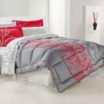 gri kırmızı uyku setleri