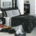 siyah beyaz uyku setleri