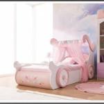 2014 prenses arabalı kız çocuk odası takımları