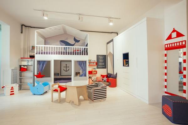 Crocodily kids mobilya 2019 çocuk odası modelleri bebek odaları 014