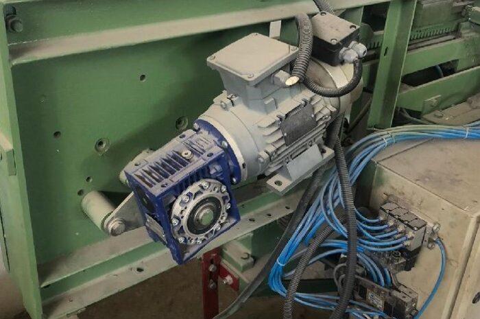 bakımları yapılmış lafer saçak bükme makinesi