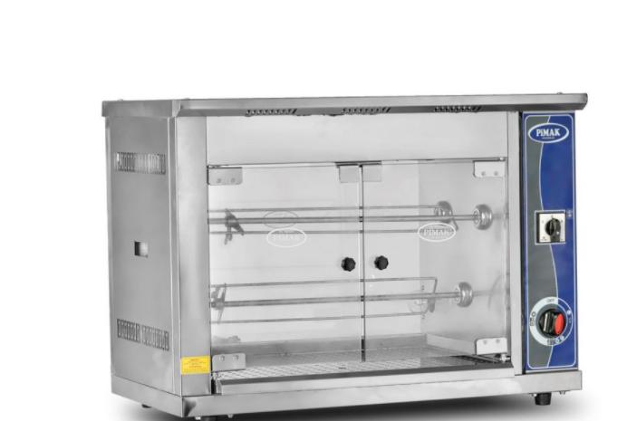 ikinci el alman piliç çevirme makinesi