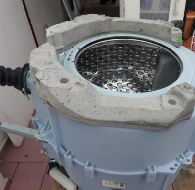 ikinci el çamaşır makinesi motoru sadece 90 lira