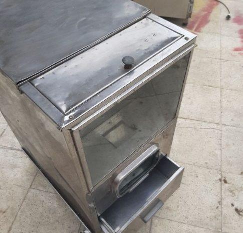 ikinci el manuel kuruyemiş kavurma makinesi, tavası