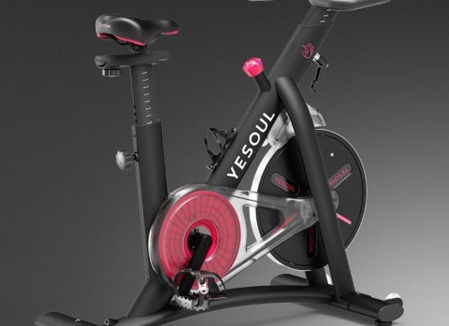 ikinci el xiaomi yesoul S3 smart spin bike kondisyon bisikleti